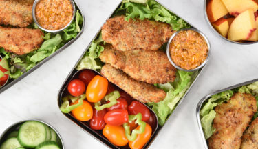 big-crunch oven-baked turkey tenders