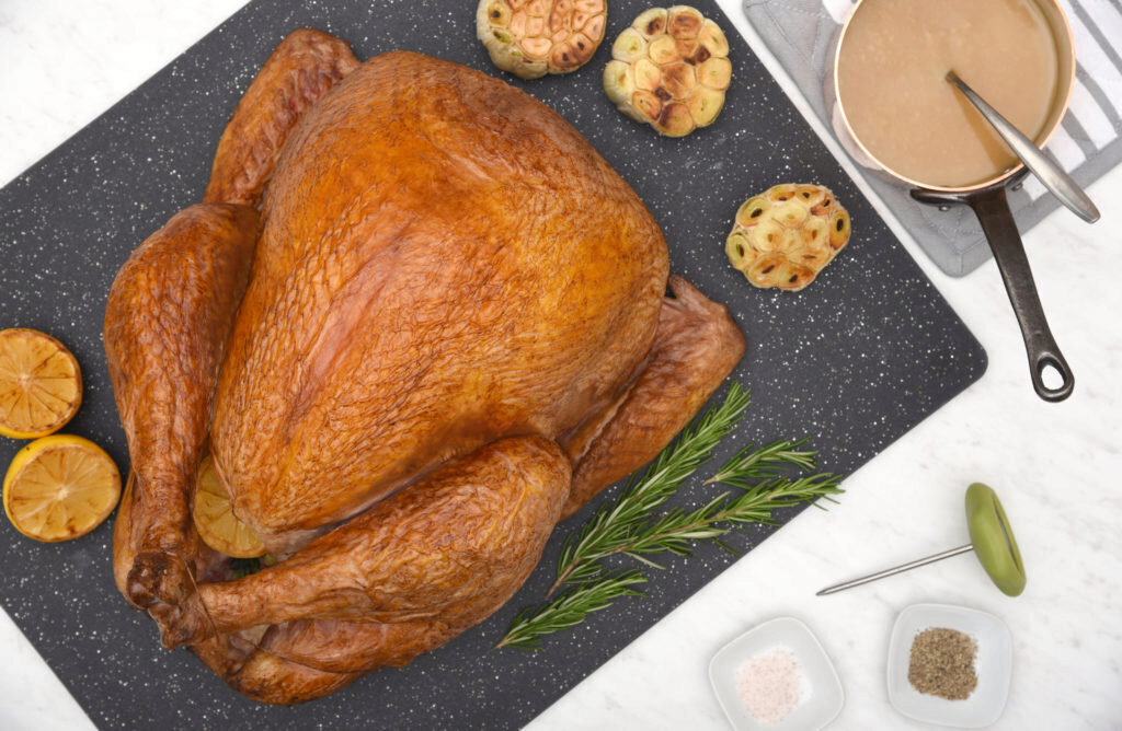 rustic tuscan whole roasted turkey recipe